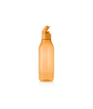Эко-бутылка треугольная 750 мл с клапаном