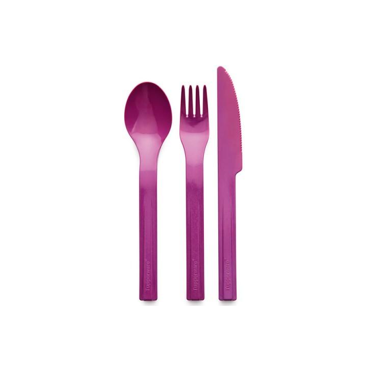 Набор столовых приборов  ложка, вилка и нож